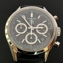 TAG Heuer Carrera chronograph in stainless steel Ref.CV 2113