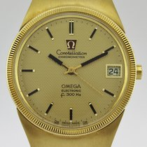 Omega Constellation Geneve Electronic