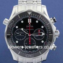 Omega Seamaster Diver 300m Co-Axil Chronograph. 212.30.42.50.0...