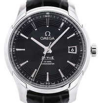 Omega De Ville Hour Vision 41 Blue Dial