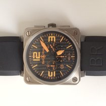 伯莱士 (Bell & Ross) BR01-94-TO-152/500 Titanium Limited Edition