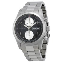 Hamilton Men's H71566133 Khaki Field Auto Chrono Watch