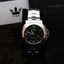 沛納海 (Panerai) PAM00329   Luminor 1950 3 Days GMT Automatic
