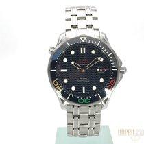 오메가 (Omega) Seamaster Diver Co-Axial 300M Rio 2016 522.30.41.2...