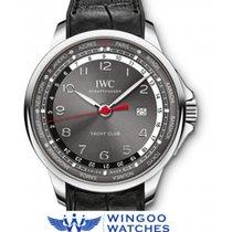 IWC - PORTOGHESE YACHT CLUB WORLDTIMER Ardoise Dial Ref. IW326602