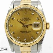 Ρολεξ (Rolex) Datejust Diamond Dial 16233