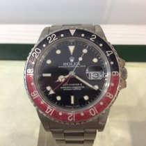 ロレックス (Rolex) GMT-Master II fat lady Never polished