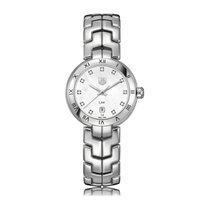 TAG Heuer Link Mother Of Pearl Silver Ladies Watch WAT1417.BA0954