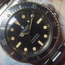 Rolex 1978 Mint MKII MAXI DIAL Rolex 5513 Submariner