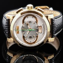Paul Picot Technograph 43mm 750/000gg Automatic
