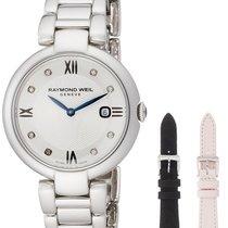 Raymond Weil SHINE DIamond Dial Women's Watch 1600-ST-RE695