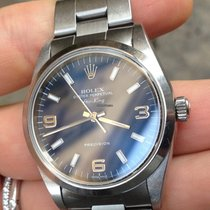 Rolex Air king (datejust) 34 mm Acciaio Precision Oyster