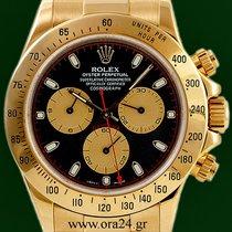 勞力士 (Rolex) Daytona Cosmograph 116528 Paul Newman 18k Full Gold