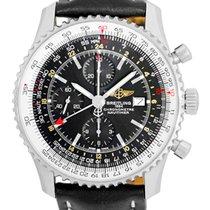 """Breitling """"Navitimer World"""" GMT Chronograph."""