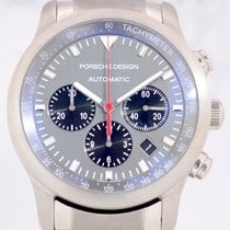 Porsche Design Chronograph P6612 Titan Sport Titanband Top Date