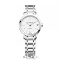 Baume & Mercier Classima Steel White Dial 31mm M