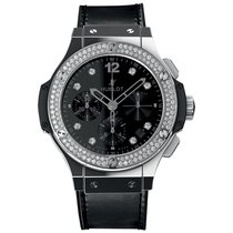 Hublot Big Bang Shiny 41mm Automatic Stainless Steel Mens...