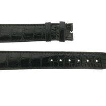 Breguet Leather Alligator Black Strap 18/16