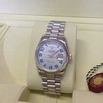Rolex Day-Date 118206 - Serviced By Rolex