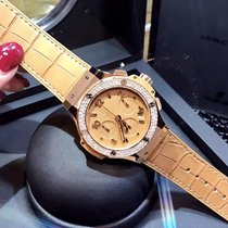 Hublot Big Bang Tutti Frutti Camel Automatic Diamond Ladies Watch