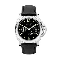 Panerai Luminor Power Reserve Automatic Acciaio  Mens Watch...
