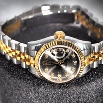 롤렉스 (Rolex) ROLEX Lady-Datejust 179173 Bico Stahl Gold Diamond...