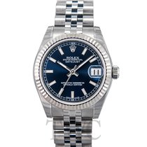 Rolex Datejust Midsize Blue/Steel Ø31mm - 178274