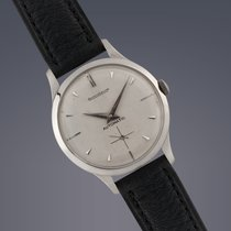 Jaeger-LeCoultre Vintage  stainless steel automatic 'bumpe...