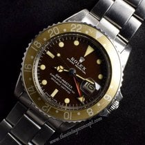 Rolex 1675 GMT Master Tropical Matte Dial