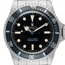 Rolex Submariner Meters first 200m/660ft Matte Dial Stahl...