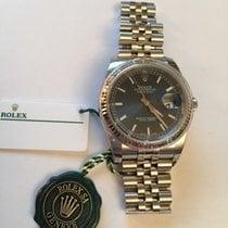 Rolex Datejust 36 Blue Index Jubilee