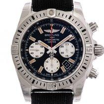 Breitling Chronomat 44 Airborne Chronograph Stahl Automatik 44...