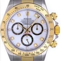 Rolex Cosmograph Daytona Men's 2-Tone Watch 116523
