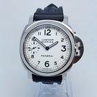 Panerai Luminor Marina 44mm White Dial Watch Pam113  Mens Watch