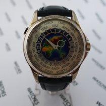 パテック・フィリップ (Patek Philippe) World Time Enamel Dial White Gold...