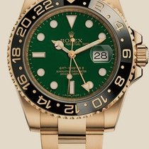 Rolex GMT-Master II 40mm Yellow Gold