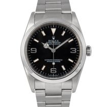 Rolex Explorer I, Ref: 114270 with Papers
