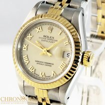 Rolex Oyster Perpetual Lady-Datejust Box&Papiere LC100