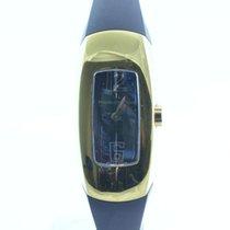 Maurice Lacroix Damen Uhr Intuition 25mm Stahl Vergoldet Quartz