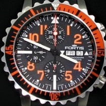 Fortis Aquatis Marinemaster Automatik Chronograph Orange Full...