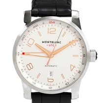 Montblanc 109136 Timewalker Collection Voyager UTC Men's...