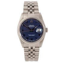 Rolex Pre-Owned DateJust 16220 1993 Model