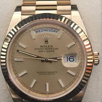 Rolex Day-Date 40 18k Gold  President 228238-0003