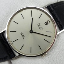 Rolex Cellini - 3833 - Manual wind - White Gold - from 1972