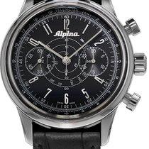 Alpina 130 Heritage Pilot Chronograph AL-860G4H6