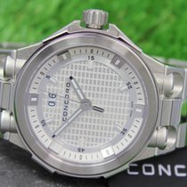 Concord - C2 Big Date - Swiss Made - Stainless Steel Mens...
