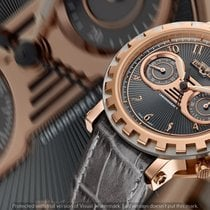 Dewitt Academia 18K Rose Gold Chronostream