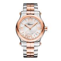 Chopard Happy Sport Medium Automatic 36mm Women's Watch...