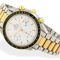 Omega Wristwatch: vintage Omega Speedmaster chronograph from...