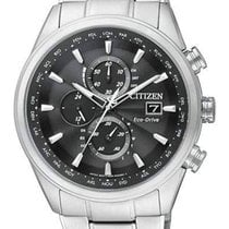 Citizen Elegant Eco Drive Funk Herrenchronograph AT8011-55E